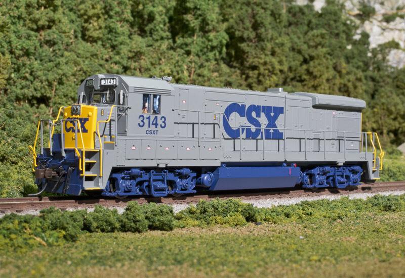 CSX railstrada HOB237 Diesel Con Suono & DCC DA ATLASTETTO GRIGIO & CappuccioTOP comprare