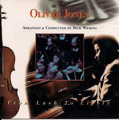 Jones to Lush From LivelyeBay Oliver rhdoBtsQCx