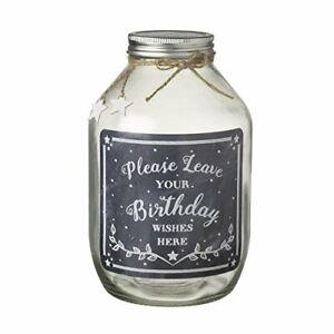 Heaven Sends Birthday Wishes Jar Special Milestone Gift Idea Birthday Gift 5050544372472 Ebay