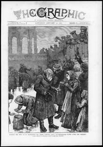1874-Antique-Print-RUSSIA-St-Petersburg-Royal-Marriage-Neva-Blessing-114