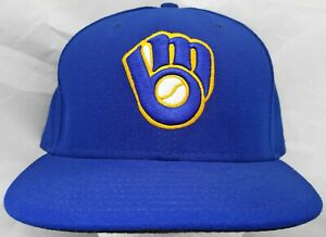 Milwaukee-Brewers-MLB-New-Era-59fifty-7-amp-1-2-fitted-cap-hat