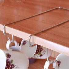 Exceptionnel Item 5 NEW Under Shelf Coffee Cup Mug Holder Hanger Storage Rack Cabinet  Hook Kitchen  NEW Under Shelf Coffee Cup Mug Holder Hanger Storage Rack  Cabinet ...