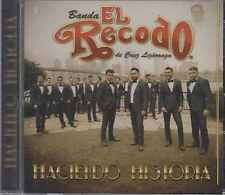CD - Banda El Recodo De Cruz Lizarraga NEW Haciendo Historia FAST SHIPPING !