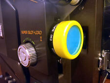 16mm film EIKI COLOR CORRECTION FILTER fits EIKI PROJECTOR STOCK LENS not scope