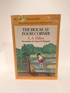 The House at Pooh Corner by A. A. Milne (1970, Digest Paperback)