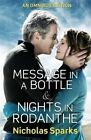 Nicholas Sparks Omnibus: Message in a Bottle/Nights in Rodanthe by Nicholas Sparks (Paperback, 2014)