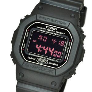 180ebc03994f Casio G-Shock Mens Watch DW5600MS-1 DW-5600MS-1DR Military Digital ...