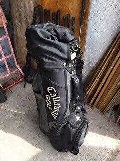 Golfbag, callevay