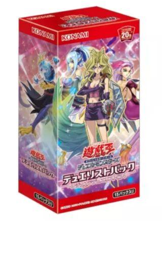 Japanese konami yugioh  Sealed Box Legend Duelist 4 DP21 Sister Of The Rose