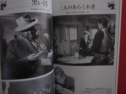 Charlton Heston Memorial Film Photo Book