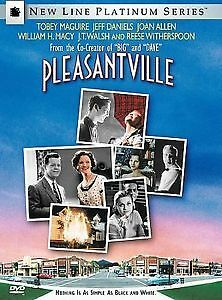 Brand-New-DVD-PLEASANTVILLE-Tobey-Maguire-Jeff-Daniels-Joan-Allen-William-H