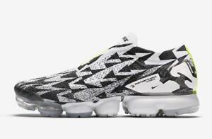 Mens-Nike-Vapormax-FK-Moc-2-ACRONYM-Light-Bone-Black-AQ0996-001
