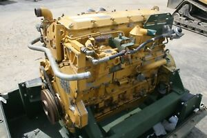 3116-Cat-Engine-Marine-or-Truck-Engine-Turns-Over-290-HP