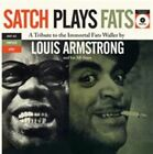 Satch Plays Fats 8436542015073 by Louis Armstrong Vinyl Album