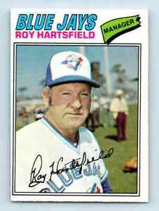 1977-O-Pee-Chee-Must-See-Condition-Roy-Hartsfield-238