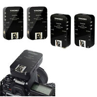 YongNuo YN-622N 4pcs Wireless TTL Flash Trigger 1/8000s For Nikon DSLR Camera