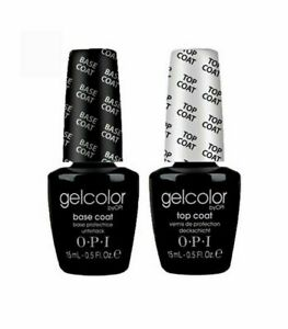 OPI-Base-Top-coat-Set-Kit-Gelcolor-LED-UV-Soak-Off-Gel-Polish-Gellack