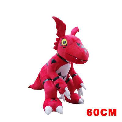Digimon Digital Monster Guilmon X Evolution Plush Toy Cosplay Stuffed Doll 24 Ebay