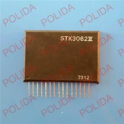 1PCS Audio Power AMP IC MODULE SANYO SIP-15 STK3062 STK-3062