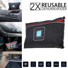 2x Car Dehumidifier Reusable Anti Mist Moisture Condensation Absorbing Dry Bag