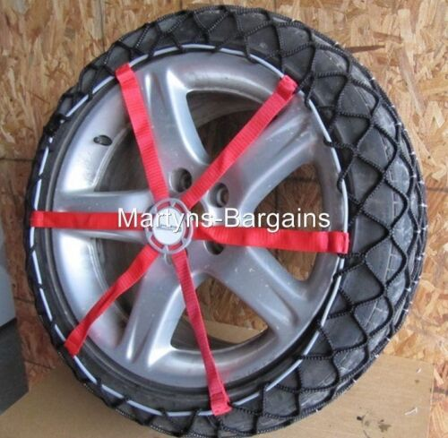 "Michelin Composite Snow Chains for 16/"" Wheels 205//50"