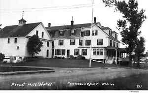 Details About 1930 S Forest Hill Grand Hotel White Barn Inn Kennebunkport Maine