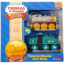 THOMAS GIFT PACK Thomas Tank Engine Wooden Railway NEW IN BOX 70TH Anniversary