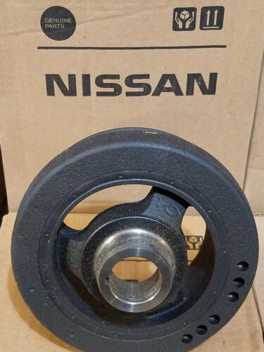 NEW GENUINE NISSAN 2005-16 Frontier XTERRA  Crankshaft Crank-Pulley 12303-EA21B