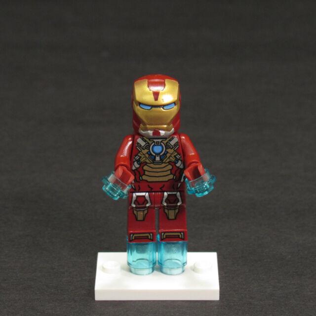 Lego Marvel Super Heroes Iron Man Heart Breaker Armor ...