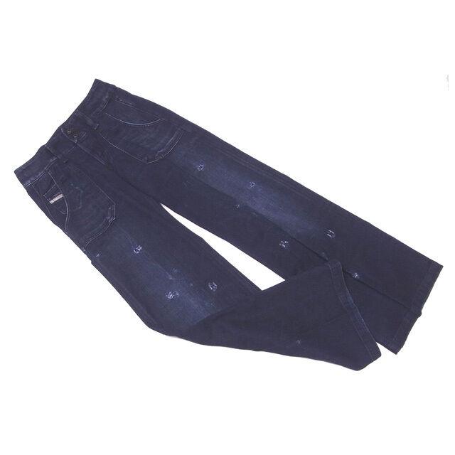 Diesel Jeans denim Navy Woman Authentic Used C3005