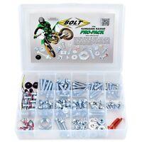 Bolt Kawasaki Kx Kxf Pro-pack Metric Factory Kit Set Bolts Nuts Washers Screws