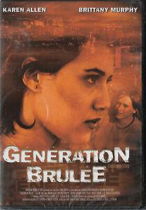 Dvd - Génération brulée