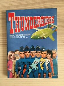 Barry-Gray-Thunderbirds-World-Premiere-Release-2-X-CD-Album-Soundtrack-Japan
