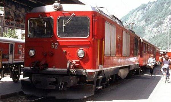 Bemo 1367200 estrecha pista engranaje-diesellok hgm4 4 61 fo ep4 rojo h0m Digi nuevo en el embalaje original