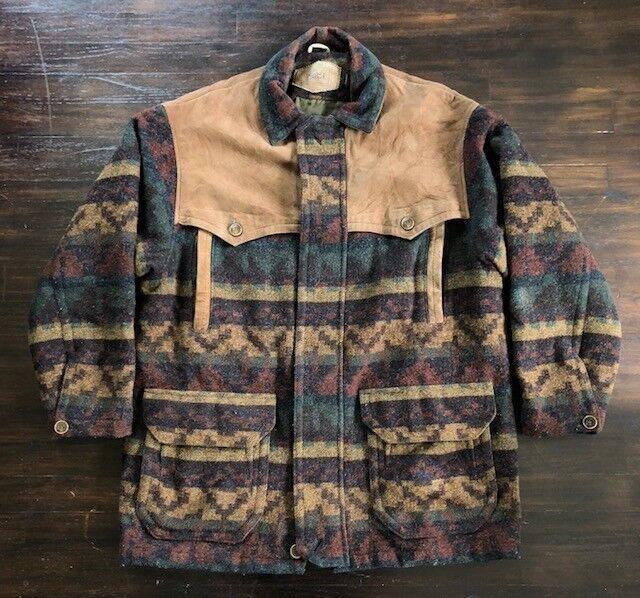 Mens Woolwich Winter Coat Coat Coat - Large e547f2