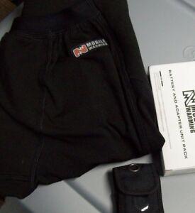 NOS-Mobile-Warming-Longman-7-4-V-Heated-Black-Pants-XXS-7111-0505-02