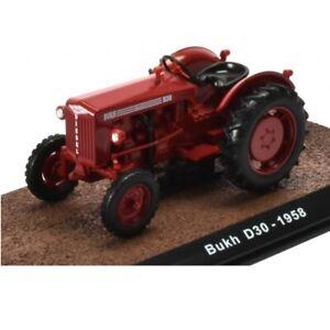 Bukh-D30-1958-1-32-Tractor-agricola-Atlas-diecast