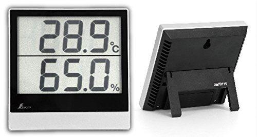 Shinwa Medición Digital Termometro Higrometro Smart 73115