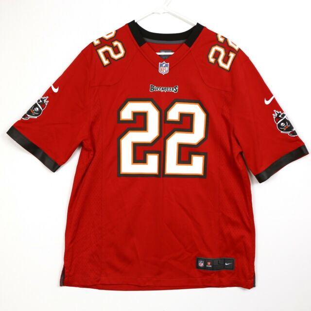 Nike Doug Martin Tampa Bay Buccaneers  22 Jersey Mens Large On Field EUC! 43c2324c2