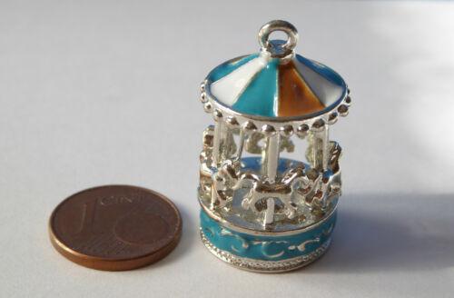 Dampfer Karussell Jack Schachtelteufel Pferd Trommel Puppenstube Miniatur 1:12