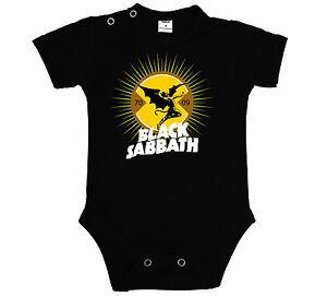 BABY BODY JUDAS PRIEST 2 HEAVY METAL LANGARM//KURZARM BLACK