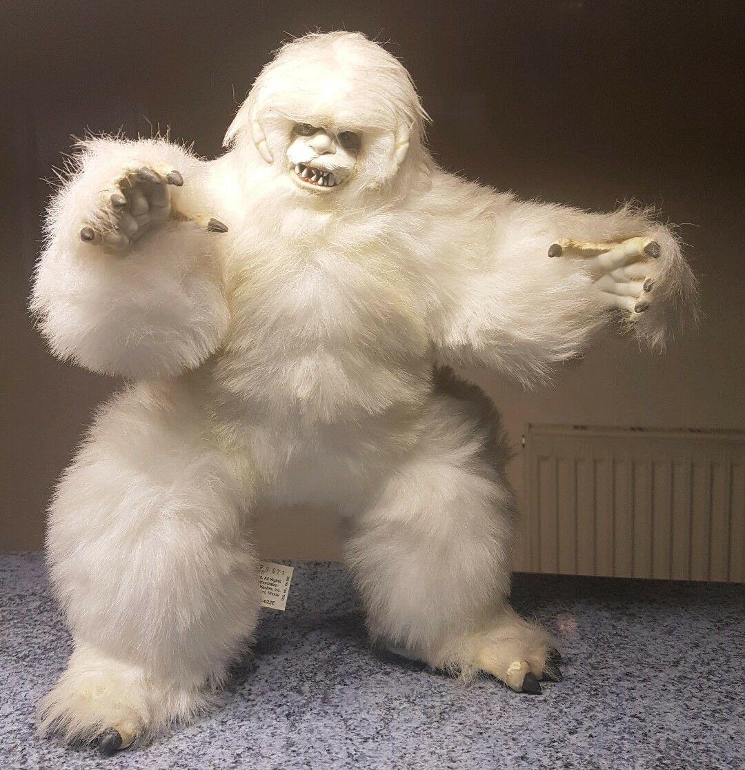 1 6 Star Wars Wampa 12 inch scale figure loose 1997 Kenner