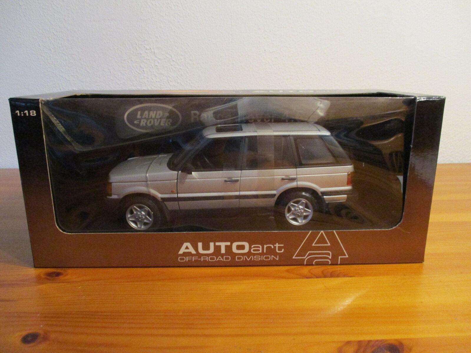 (Gor) 1 18 Autoart Land Rover Range Rover 4.6 HSE LH Neuf neuf dans sa boîte