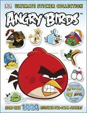 Ultimate Sticker Collection: Angry Birds (Ultimate Sticker Collections), DK, 146