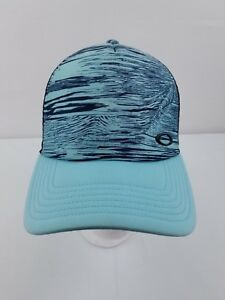 huge selection of 21dd9 94f45 Image is loading New-Oakley-Golf-Mesh-Sublimated-Trucker-Hat-Cap-