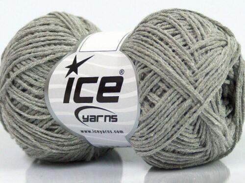 50g 3,30 €//100g verano lana para tejer hermoso Cotton 60/% algodón 180m//50g