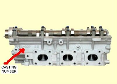 FOR NISSAN 3.0 DOHC V6 MAXIMA 300ZX CYLINDER HEAD 1990-2001 REBUILT