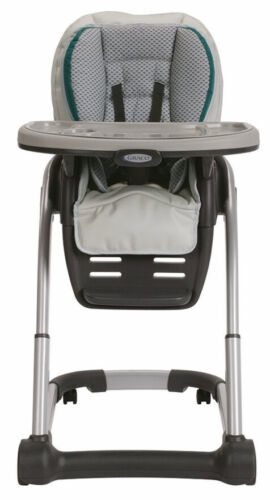 Graco Blossom 6-in-1 Convertible Kids Highchair Sapphire NEW