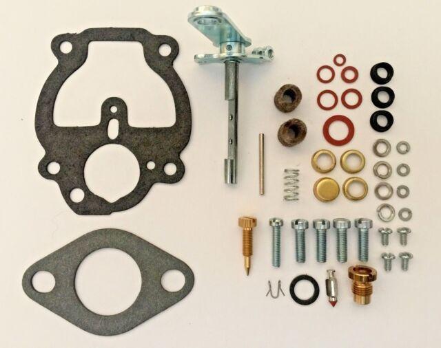 Allis Chalmers B, C, D10 & D12 Zenith Tractor Carburetor Repair Kit
