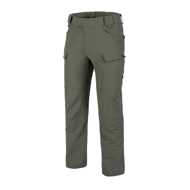 Helikon TEX OTP outdoor trekre tempo libero escursioni a piedi piedi piedi Pantaloni taiga verde Medium lungo 7ff